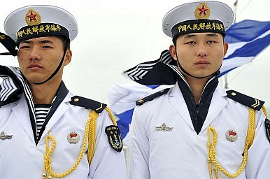 Chinese Carrier Lacks Fighters