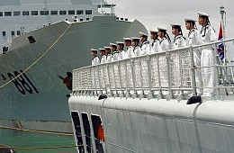 How to Track China's Naval Dreams