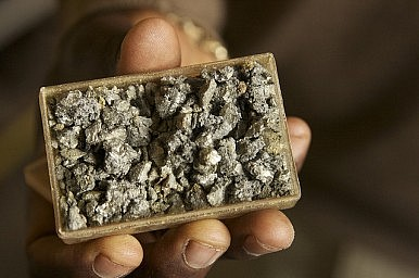 A Battle for Rare Earth