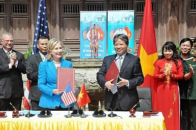 The Limits to US-Vietnam Ties