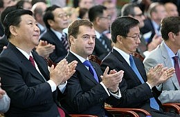 China Looms Over Russian Far East