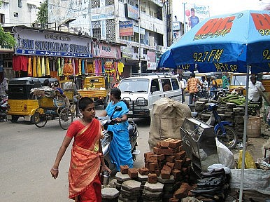 Clinton's Southern India Sojourn