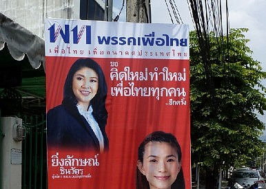 Opposition Wins Thai Election