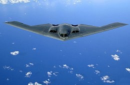 What do We Know About the US Air Force's New Bomber?