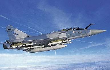 India Opts for Mirage Upgrade