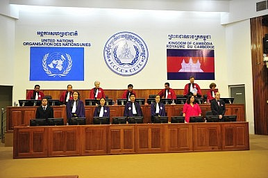 Khmer Rouge Trial Takes Shape