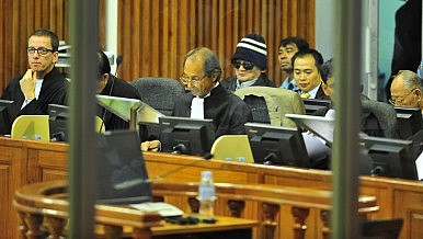 Sheen Comes Off Khmer Rouge Trial