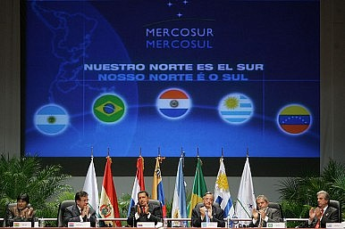 Japan Courts South America