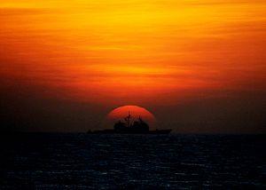 Beware the South China Sea