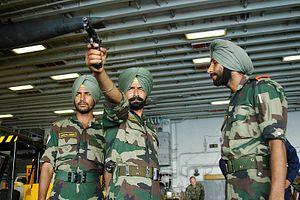 Facing India's Security Future