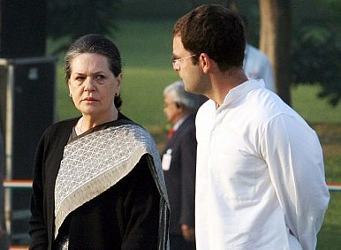 Sonia Gandhi and the 'G-4'