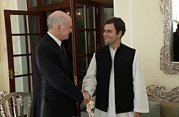 Rahul Gandhi Readies for Power