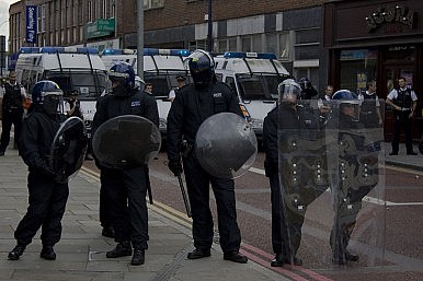 How China Sees English Riots