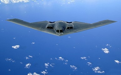 US 'Misled Over Stealth Bomber'