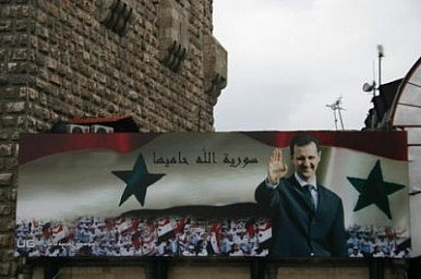 Pressure Grows on Assad