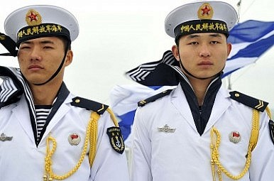China's Realizes Carrier Dream