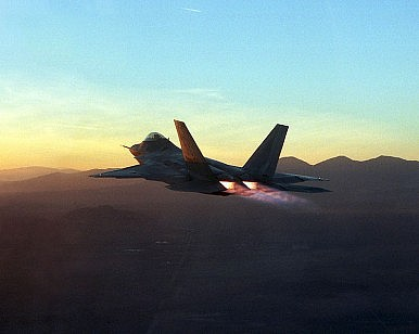 US Mulls Fighter Jet Future
