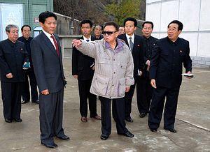 North Korea's New Friend?