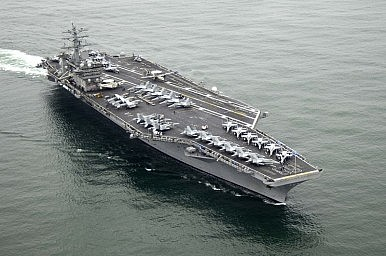 How to Measure an Aircraft Carrier's Worth