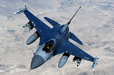 Taiwan Set for F-16 Upgrade