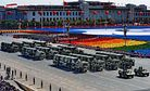 China's Second Artillery Leaders