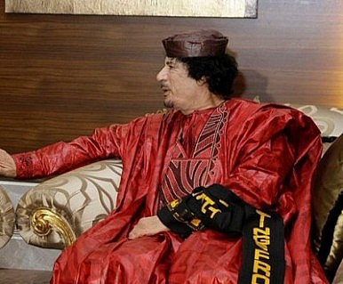 Muammar Gaddafi Killed