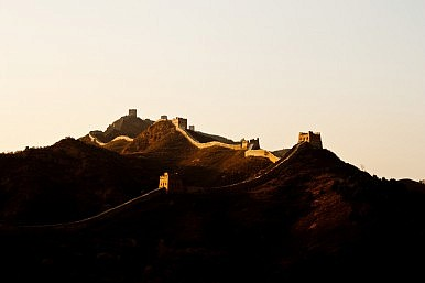 Great Wall Under Threat