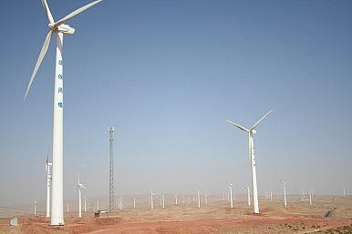 China's Wind Power Boom?