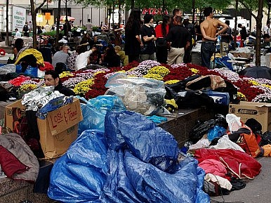Occupy Wall Street Ignored?