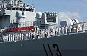 China Holds Naval Drills Near Taiwan and Philippines