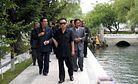 Is Kim Eyeing Nuclear Test?