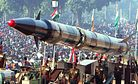 South Asia's Nuclear Arms Racing