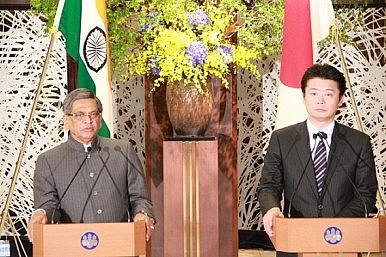 India Comes Calling on Japan