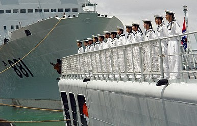 Yes, China Could Have a Global Navy