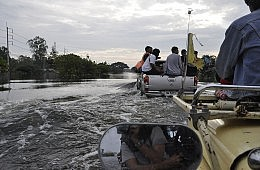 Thai Floods a Wake-up Call