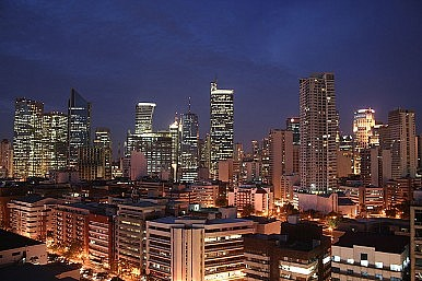 Manila's Economic Headache