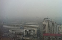 Beijing Opens Up on Pollution