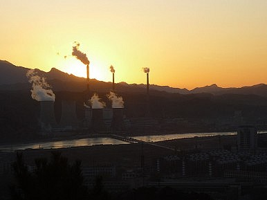 China Slashes Carbon Intensity