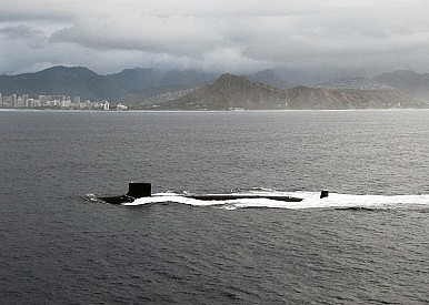 China's U.S. Sub Hunter?