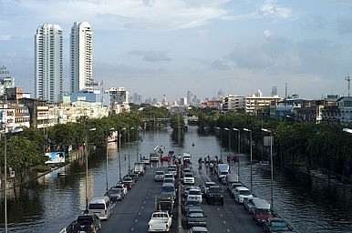 Asia Counts Flood Costs