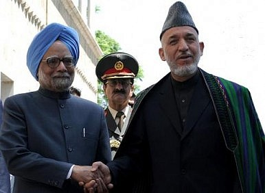India, Russia & Afghan Stability
