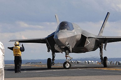 India and the F-35