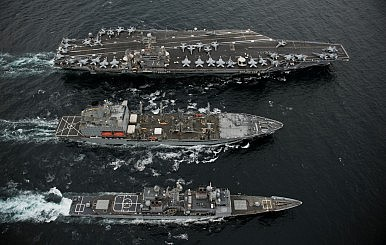 A Two-Ocean Navy No More?