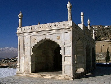 Afghans Place Trust in Religion