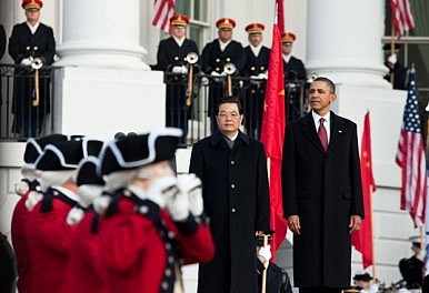 The U.S.-China Straitjacket