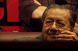 What to Watch During Mahathir's China Visit