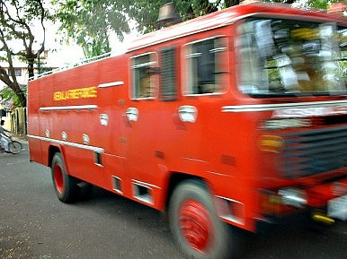 Kolkata Hospital Fire Kills 89