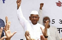 Mumbai Next for Anna Hazare?
