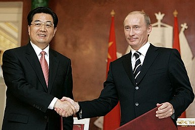 Why Russia Matters to China
