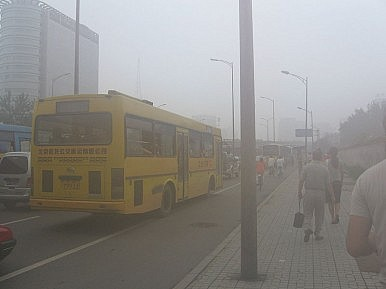 Beijing Pollution at